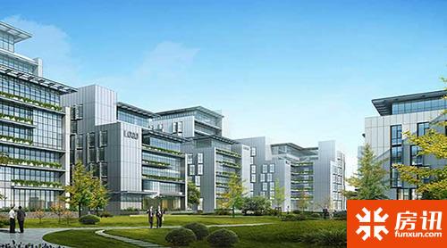 房讯推荐:北京经开·壹中心产业园 综合城市复合体