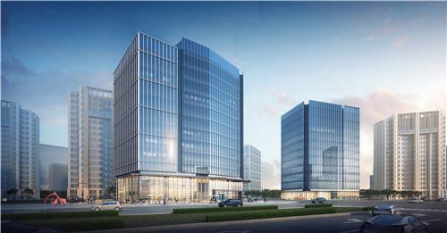 华樾中心:数字经济总部的第一选择