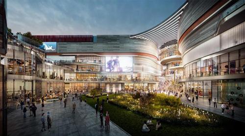 北京海淀大悦城正式开工,将会给海淀北带来