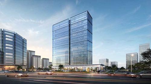 房讯推荐:华樾中心打造成为世界一流的国际