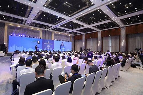 2021绿金委年会在北京国际财富中心盛大举办